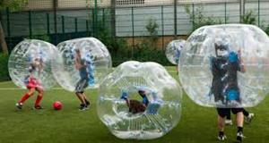 Bubble Football Boncourt